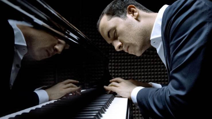 Igor Levit wird am Sonntag mit Beethoven-Sonaten das Luzerner Piano-Festival abschliessen.