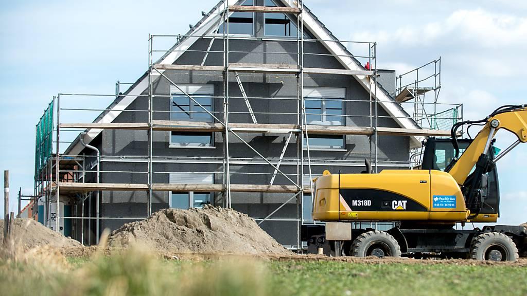 Die Preise für Wohneigentum sind trotz Corona weiter gestiegen. (Archiv)