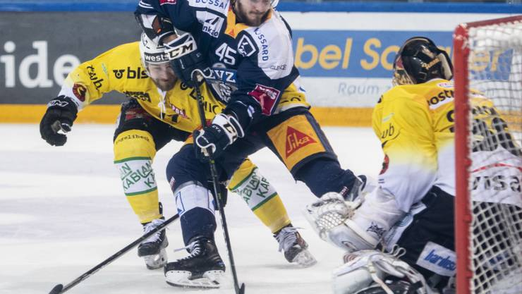 Verlässt den EV Zug: der schwedische Flügelstürmer Dennis Everberg
