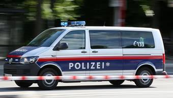 Die österreichische Polizei nahm nach einem Attentat auf deinen Russen nach einer Verfolgungsjagd einen Landsmann fest. (Symbolbild)