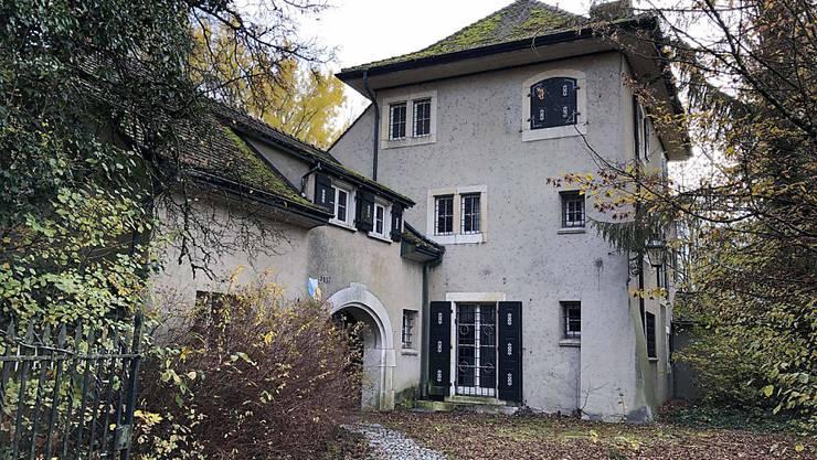 Die Villa Wolfensberg in Winterthur gehört zu den letzten Objekten aus der Erb-Konkursmasse. Nun soll sie versteigert werden.