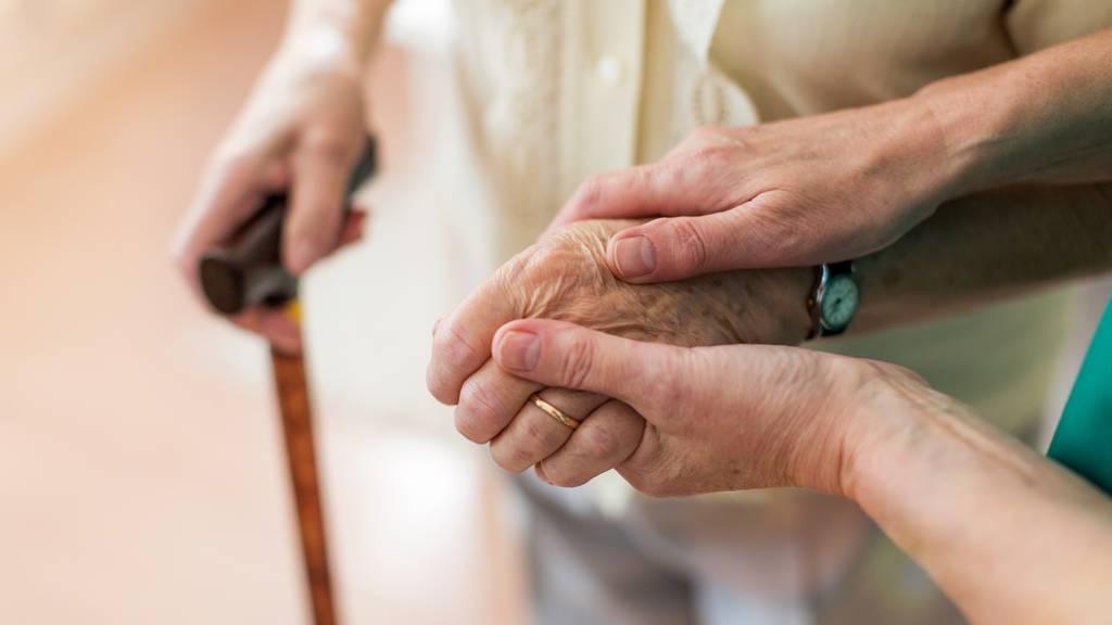 Schänder einer Demenzkranken wieder auf freiem Fuss