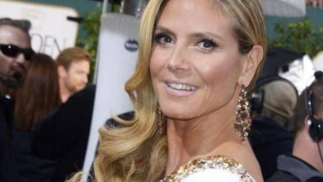 Heidi Klum bevorzugte für Golden-Globe-Afterparty weibliche Begleitung