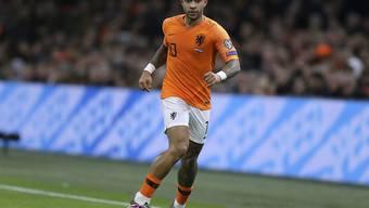 Memphis Depay wird den Niederländern bei der EM im kommenden Jahr mit grosser Sicherheit fehlen