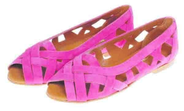 La Garçonne Enfantes: Beim Schweizer Label gibts jetzt auch Schuhe für Mädchen (um die 70 Franken).