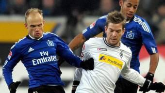 Gladbach bleibt nach Niederlage gegen HSV Bundesliga-Schlusslicht