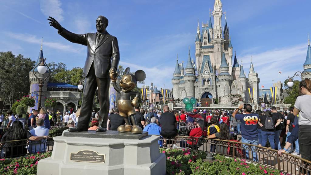 Disney erleidet Gewinneinbruch trotz Kinohits