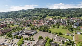 Blick auf Spreitenbach