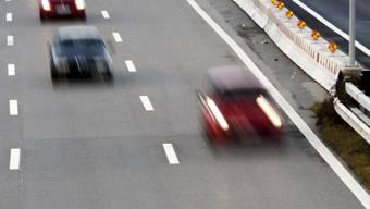 Verkehr auf einer Schweizer Autobahn (Symbolbild)