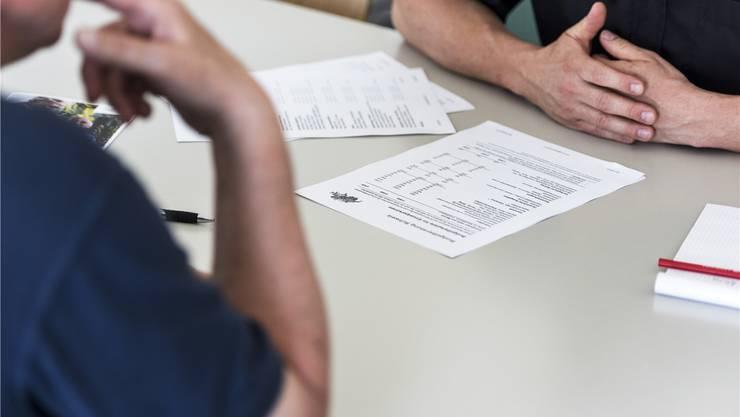Schlieremer, die einen Berufsbeistand benötigen, müssen heute nach Unterengstringen.