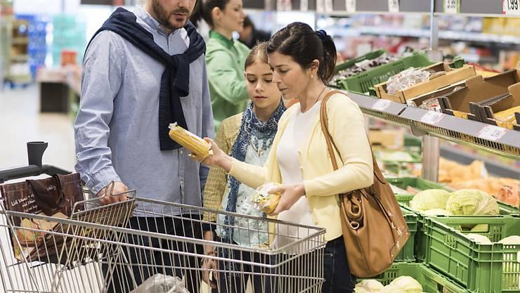 Die Inflation in der Eurozone ist im März überraschend gesunken. (Archiv)