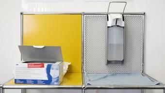 Während der Coronakrise wurde viel mehr Reinigungs- und Desinfektionsmittel gebraucht. (Themenbild)
