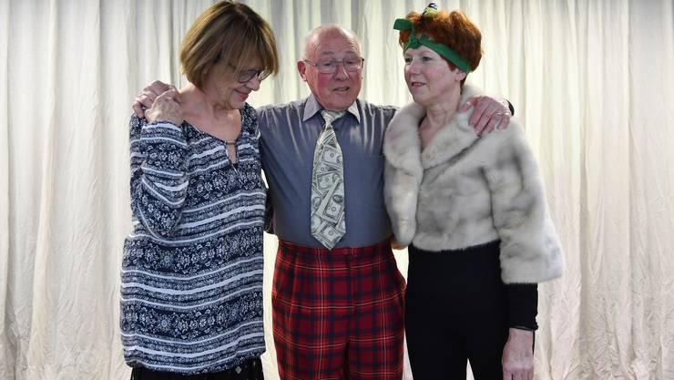 Komödie des Gänggi-Theaters von Iris Minder mit Senioren.