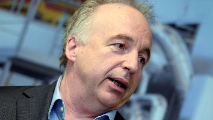 Michael Dost, designierter Leiter Kernkraftwerk Beznau: «Die belgischen KKW produzieren trotz zehnmal mehr Einschlüssen wieder Strom.»
