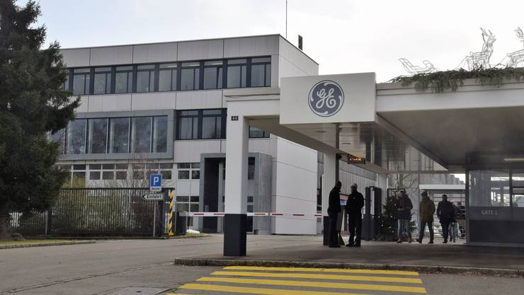 Standort Birr von General Electric GE