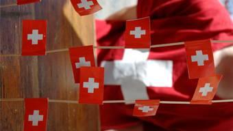 In Matzendorf wird dieses Jahr nicht an einer offiziellen 1.-August-Feier gefeiert. (Archiv)