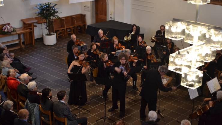 Konzert stand im Zeichen der Wiener Klassik