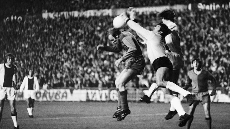 Die Basler schieden dann gegen Ajax Amsterdam aus.