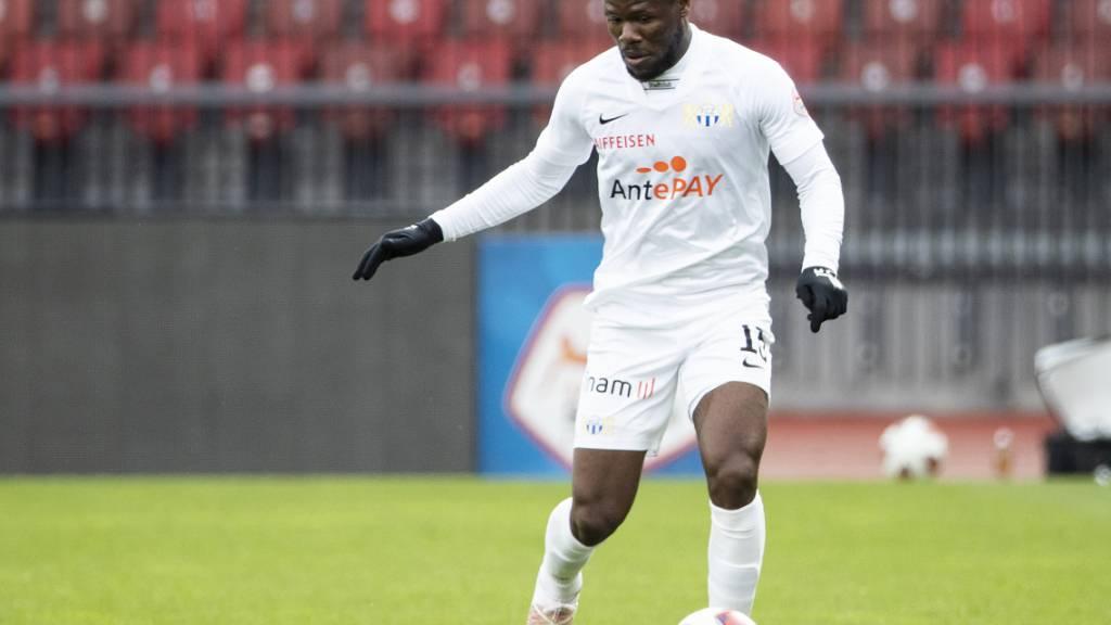 Aiyegun Tosin wäre in der Offensive des FCZ ein Trumpf