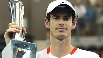 Mit Selbstvertrauen ans Australian Open: Andy Murray