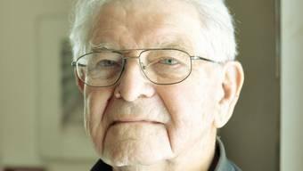 Arthur Schmid wird heute 90.