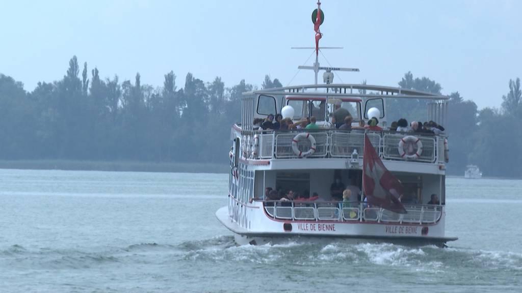 Zertifikatspflicht stellt Bielerseeschifffahrt vor weitere Probleme