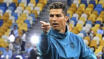 Cristiano Ronaldo hat den Weg zu seinem neuen Klub gefunden.