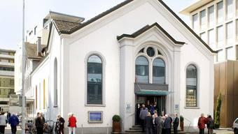 Die Minoritätsgemeinde Aarau wirft einstweilen das Handtuch: das as Vorentscheidgesuch «für den Neubau eines Vereinsgebäudes» wurde zurückgezogen