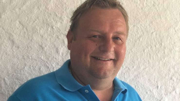 Kandidiert als Gemeinderat: Edgar Benz (SVP), 58 Jahre.