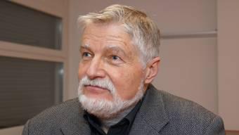 Der ehemalige Stadtarzt Alfred Wettstein