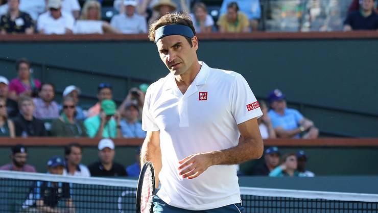 Roger Federer sagt, er habe oft mit Schmerzen gespielt.