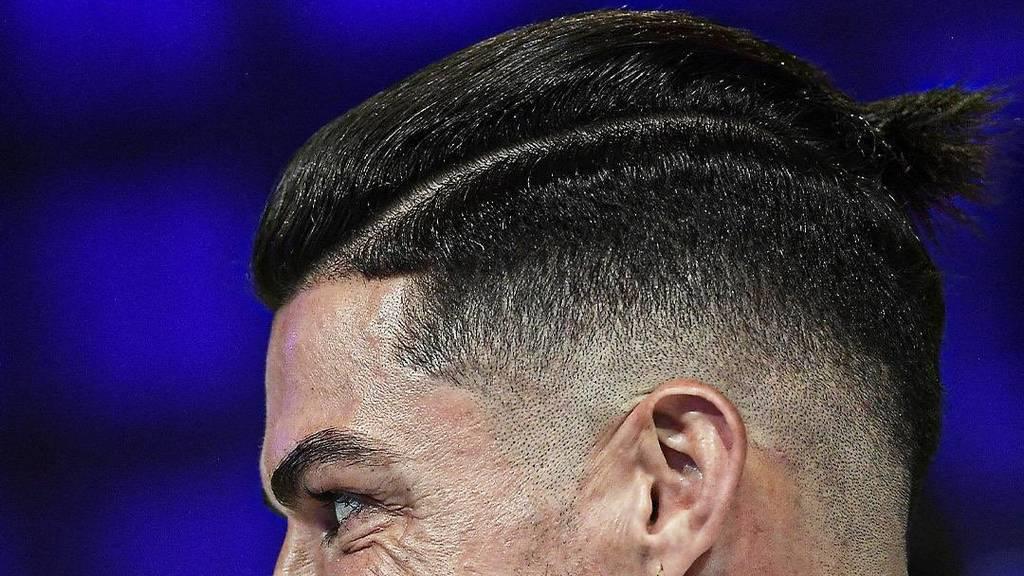 Ronaldo hat ein Schwänzli