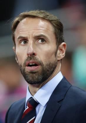 Gareth Soutgate ist mit keiner einfachen Aufgabe konfrontiert. Er muss das gute WM-Resultat bestätigen.