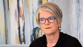 Vizepräsidentin Rosi Magon hinterfragt die Rolle der Regionalkonferenz Jura Ost.