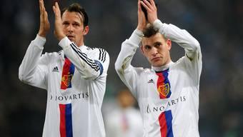 Streller weg, Frei weg: Wer wird nun neuer Captain des FC Basel?