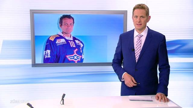Marcel Jenni verlässt die Kloten Flyers