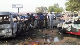 Erst am Dienstag hatten Attentäter fast 30 Menschen getötet