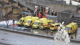 Attentat in Lüttich
