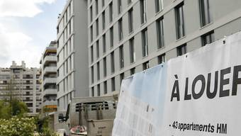 In der Schweiz stehen so viele Wohnungen leer wie noch nie. (Symbolbild)