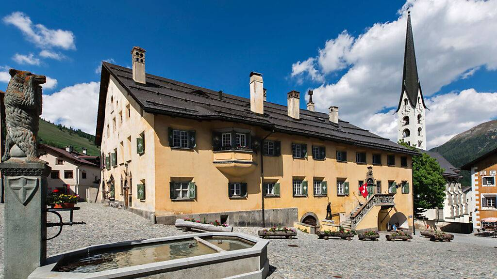 Nach dem Motto «Stärke in der Vielfalt» fördert der Kanton Graubünden die rätoromanische und die italienische Sprache und Kultur. (Symbolbild)