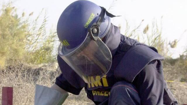 IMI-Einsatz im Irak (Symbolbild)