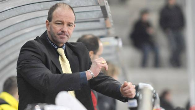 Dany Gelinas ist ab sofort nicht mehr Trainer der EHC Basel Sharks.