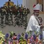 Bischof Juan Barros steht im Mittelpunkt des Missbrauchsskandals in der chilenischen Kirche. (Archiv)