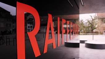 Die Filiale der Raiffeisenbank Aare-Rhein in Bad Zurzach. (Archivbild)