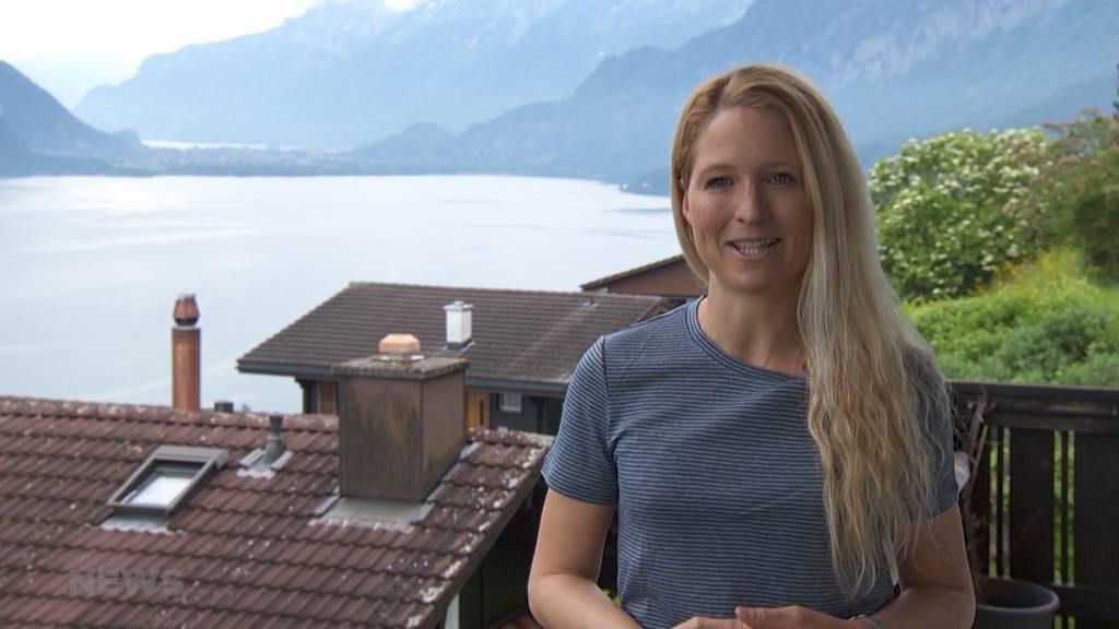 Spitzensportlerin Eva Hürlimann öffnet neues Hotel