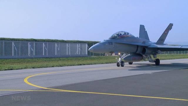 VBS will 5 bis 18 Milliarden für Luftraum-Aufrüstung