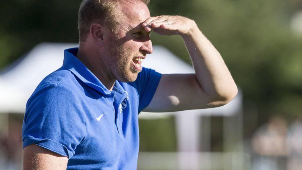 FCZ-Trainer Ludovic Magnin bekommt Verstärkung