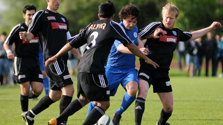 Solothurner Cup 2012 Final: FC Olten - Italgrenchen