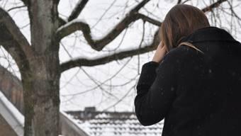 Der Kanton Solothurn will die Bevölkerung über die Krankheit Depression aufklären. (Symbolbild)