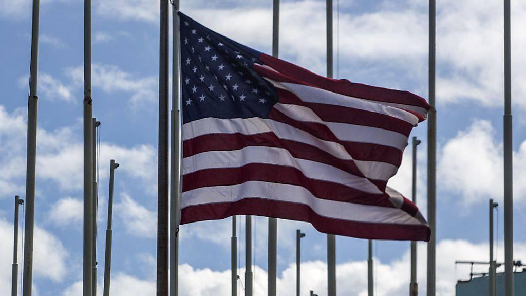 US-Wirtschaft schrumpft etwas weniger als bislang angenommen